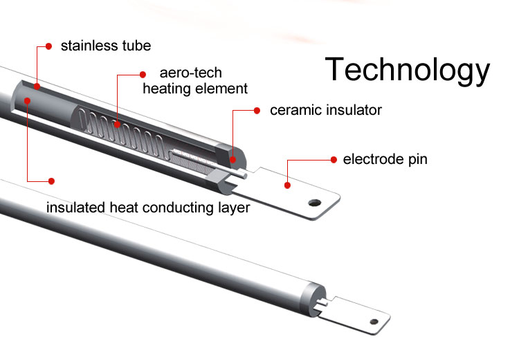 JH heater high quality heating element